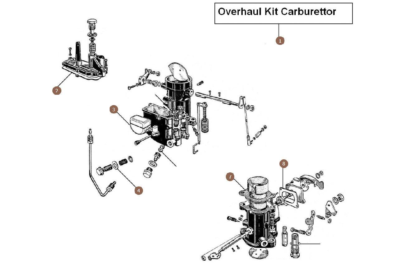 Zenith Carburettor