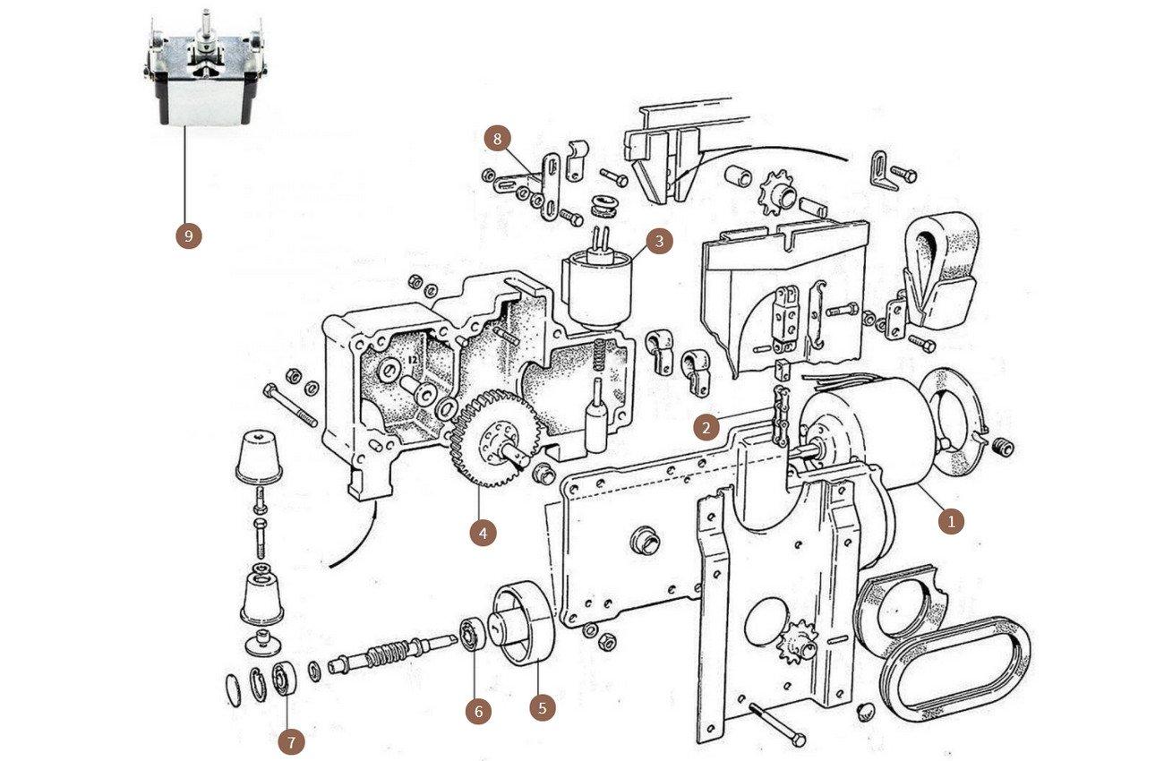 Window Lift Motors & Switches