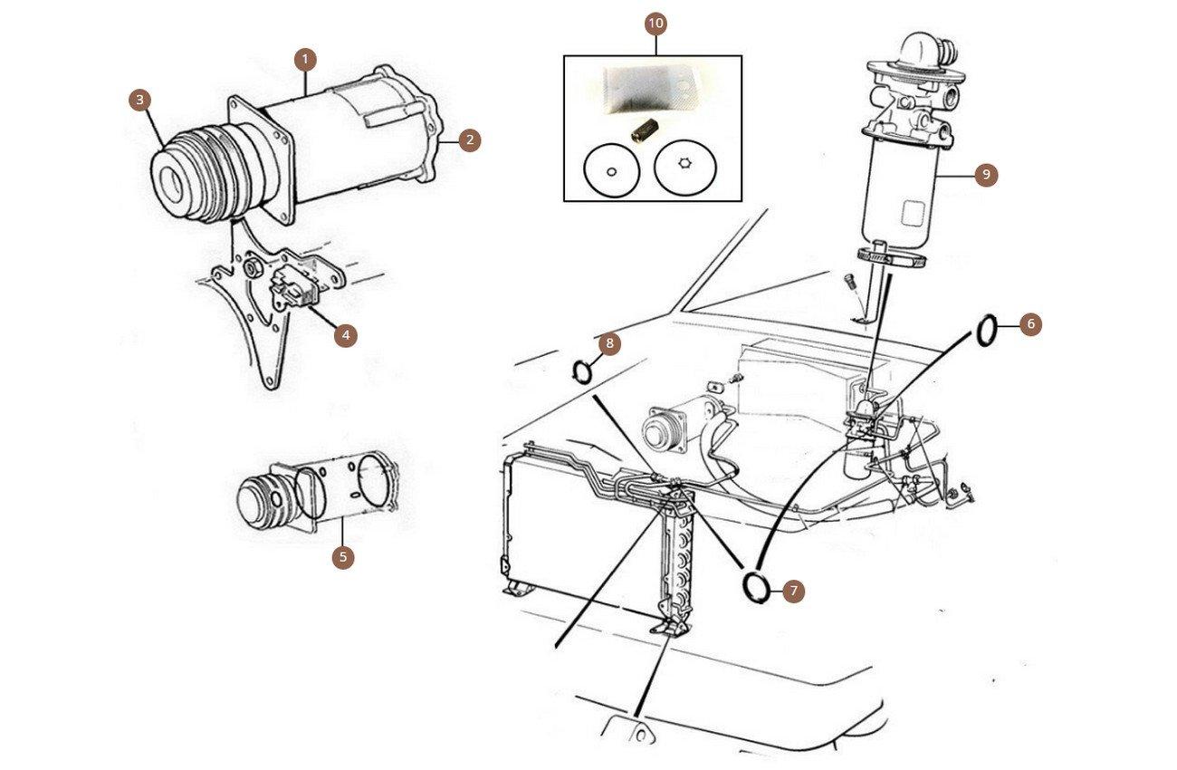 Compressor & VIR Unit
