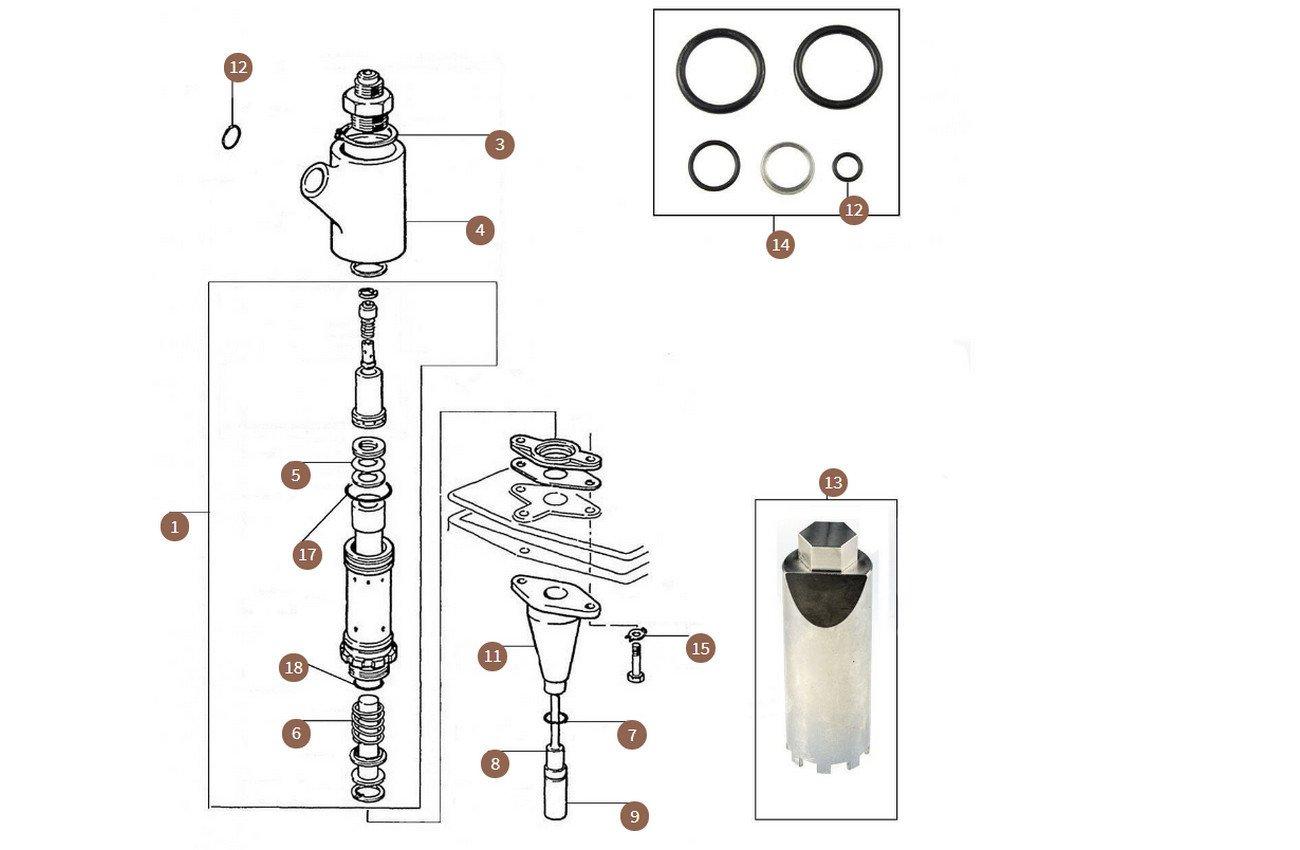Brake Pumps & Push Rods