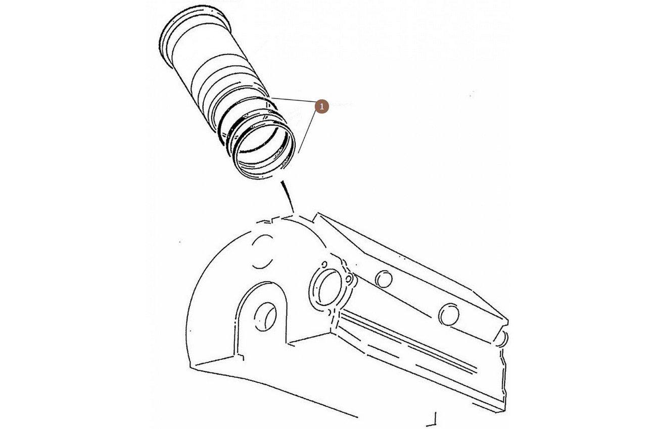Cylinder Liner Seals