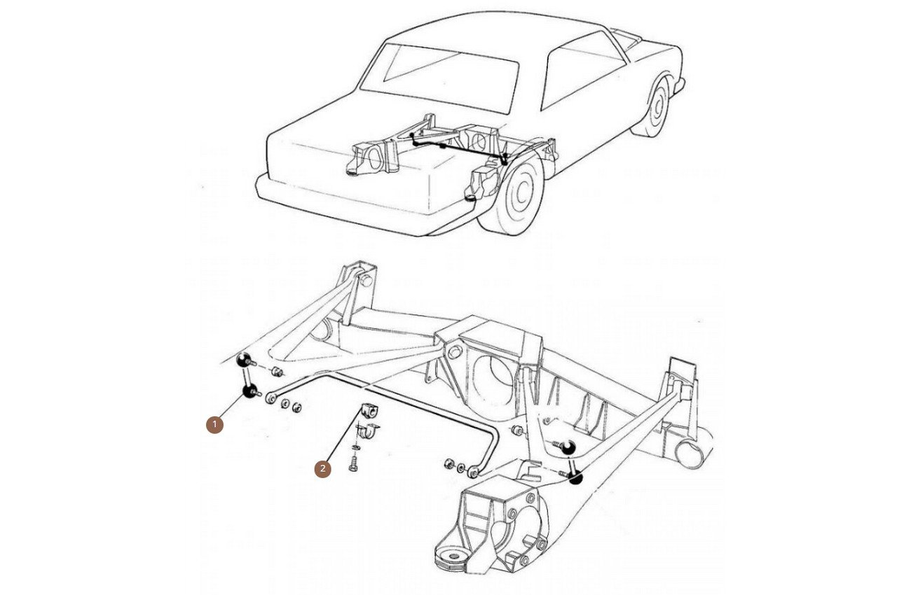 Rear Anti-Roll Bar