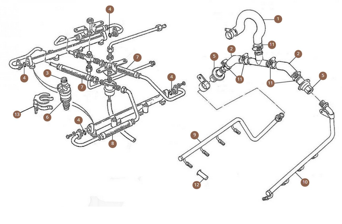 Air Injection Components