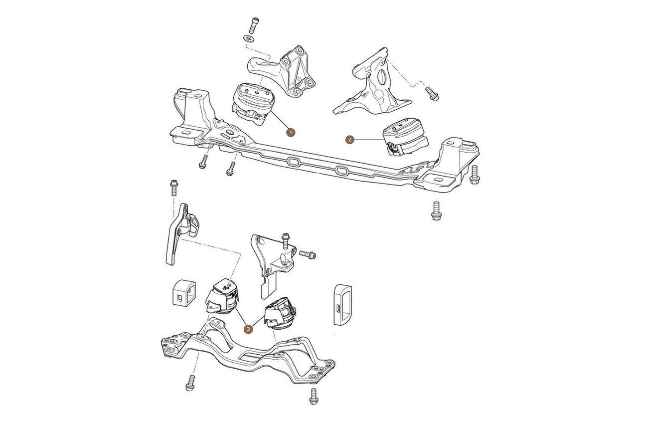 Engine & Gearbox Mounts