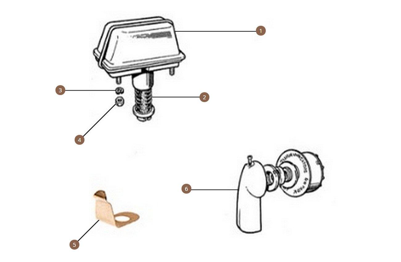 Brake Light Switch