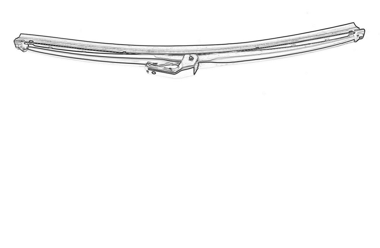 Wiper Motor, Arm+Blade