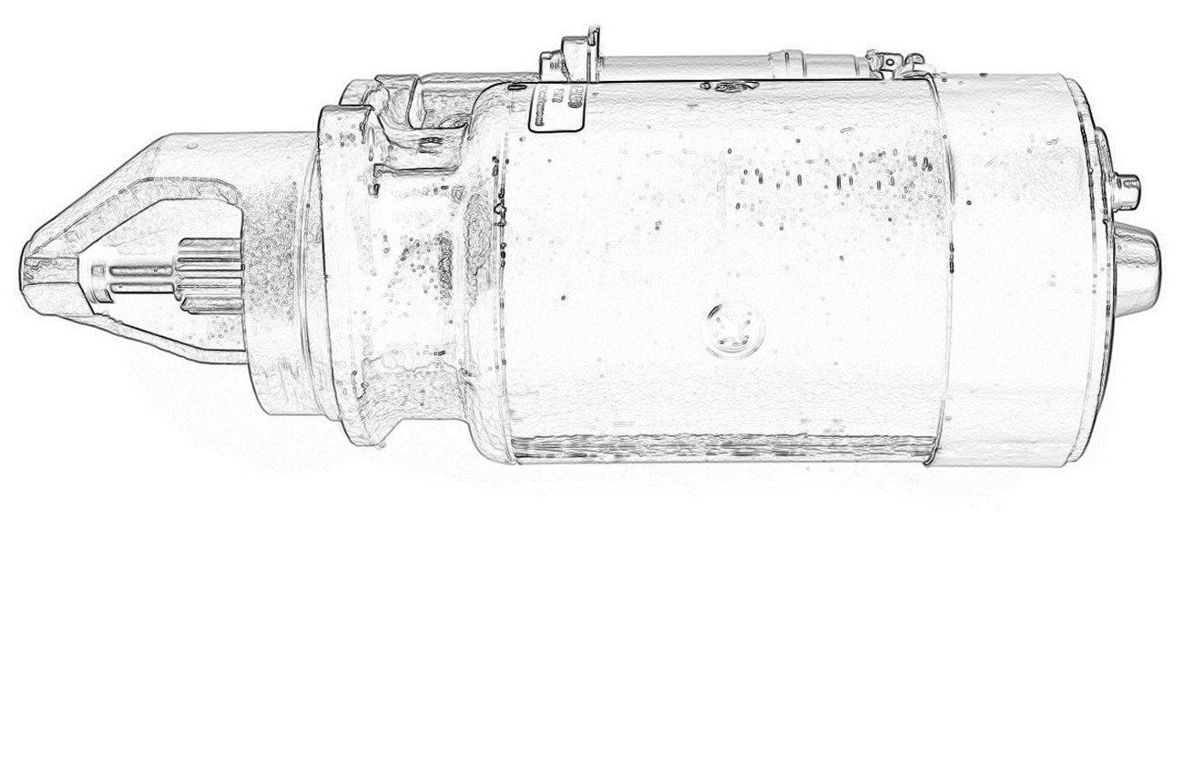 Starter Motor & Components