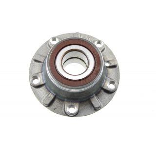 Front wheel bearing & hub
