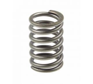 Spring exhaust valve