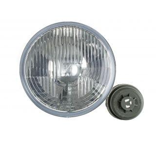Headlamp LHD (flat lens)