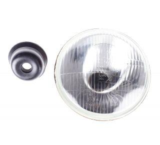 Headlamp LHD (domed lens)