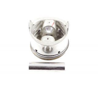 Piston & rings H grade (9:1 compression)