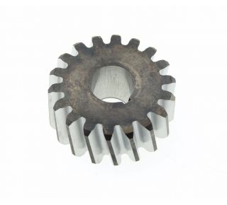Gear oil pump to crankshaft (steel)