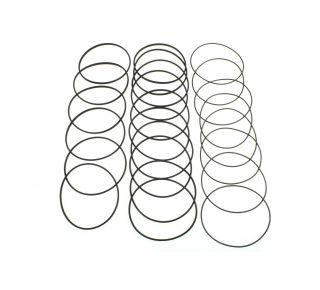 Cylinder liner seal set