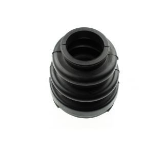 Rubber boot propshaft
