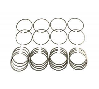 Piston ring set (3 ringed piston)