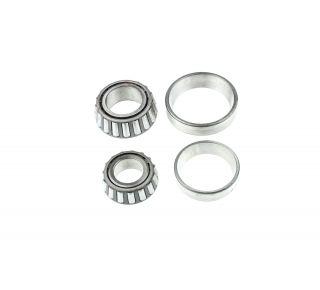 Wheel bearing set  inner+outer  front hub