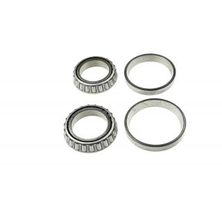 Wheel bearing set rear (inner+outer)