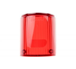 Lens red rear stop