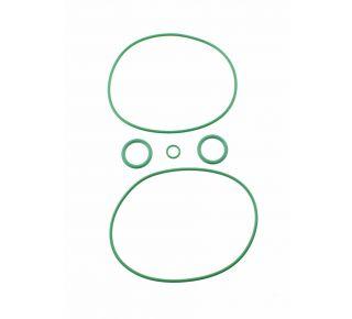 O-ring set compressor
