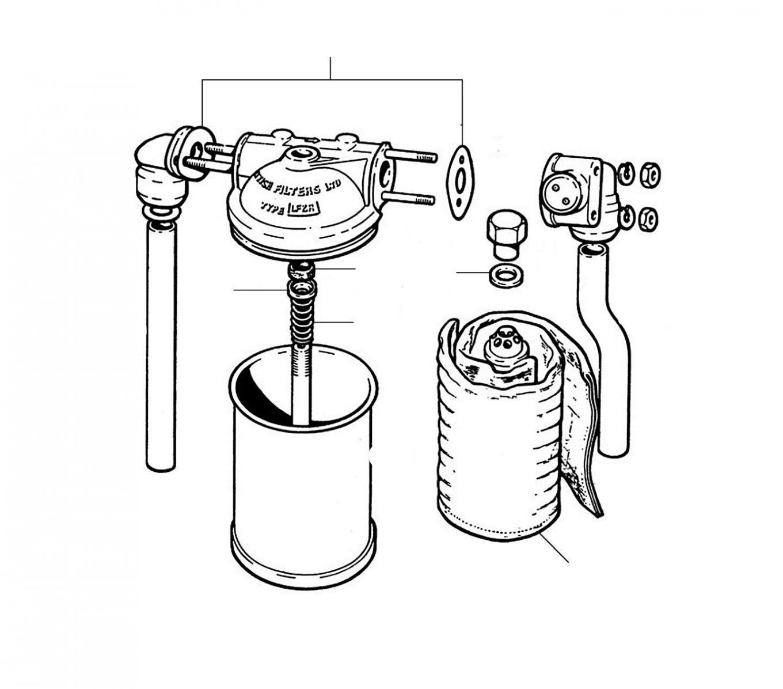20740 Oil filter - Oil Filters
