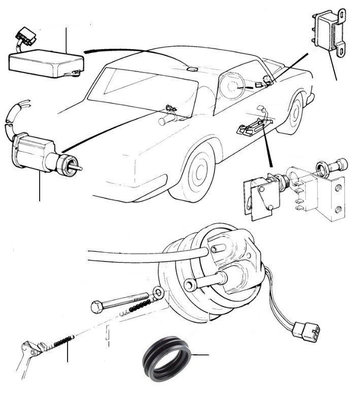 30952 automatic speed control - SU Carburettor Cars