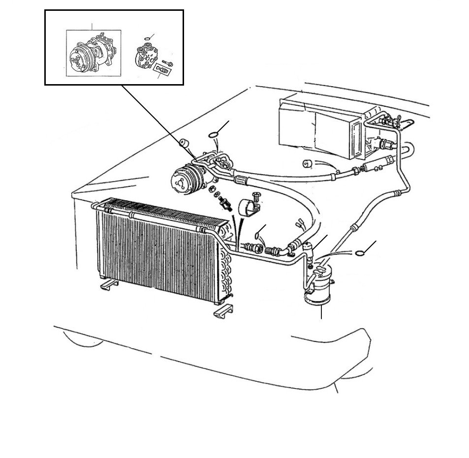 40251 Compressor & Drier - Compressor & Drier