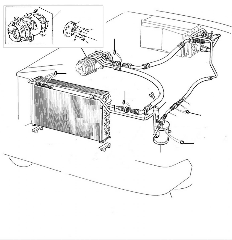 40232 compressor & Drier - Compressor & Drier