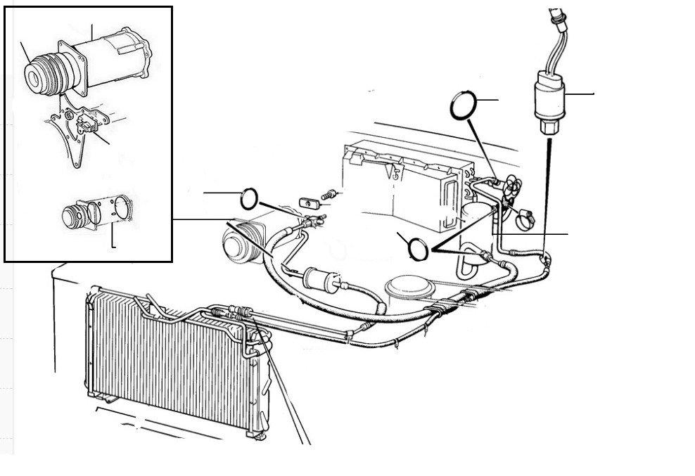 40220 Compressor & Drier - Compressor & Drier