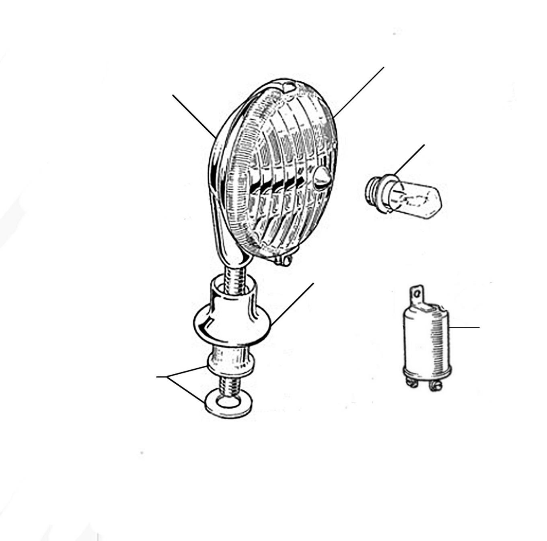 20630 Foglamp - Fog Lamps