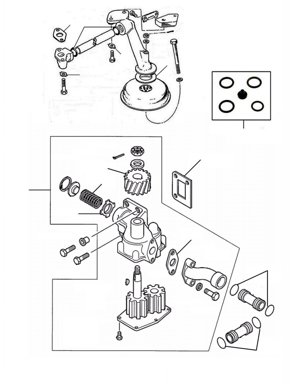 41070 oil pump - Oil Pump