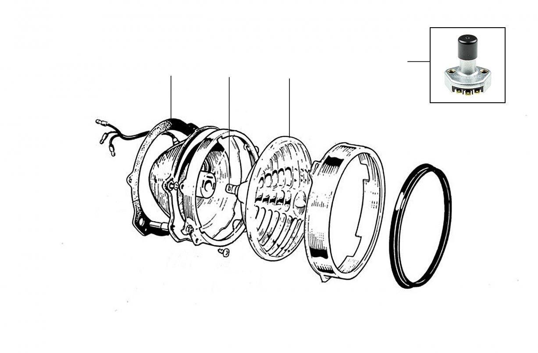30562 Headlamp - Headlamps