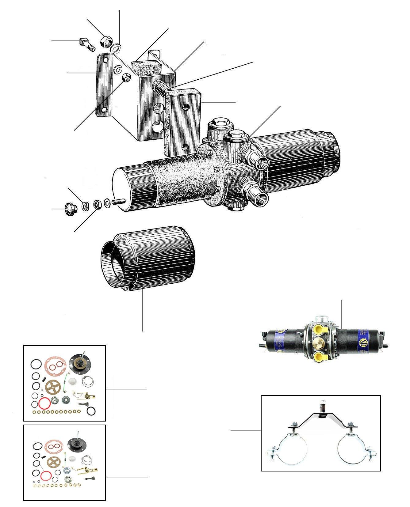 Fuel pump MKVI - Fuel Pump