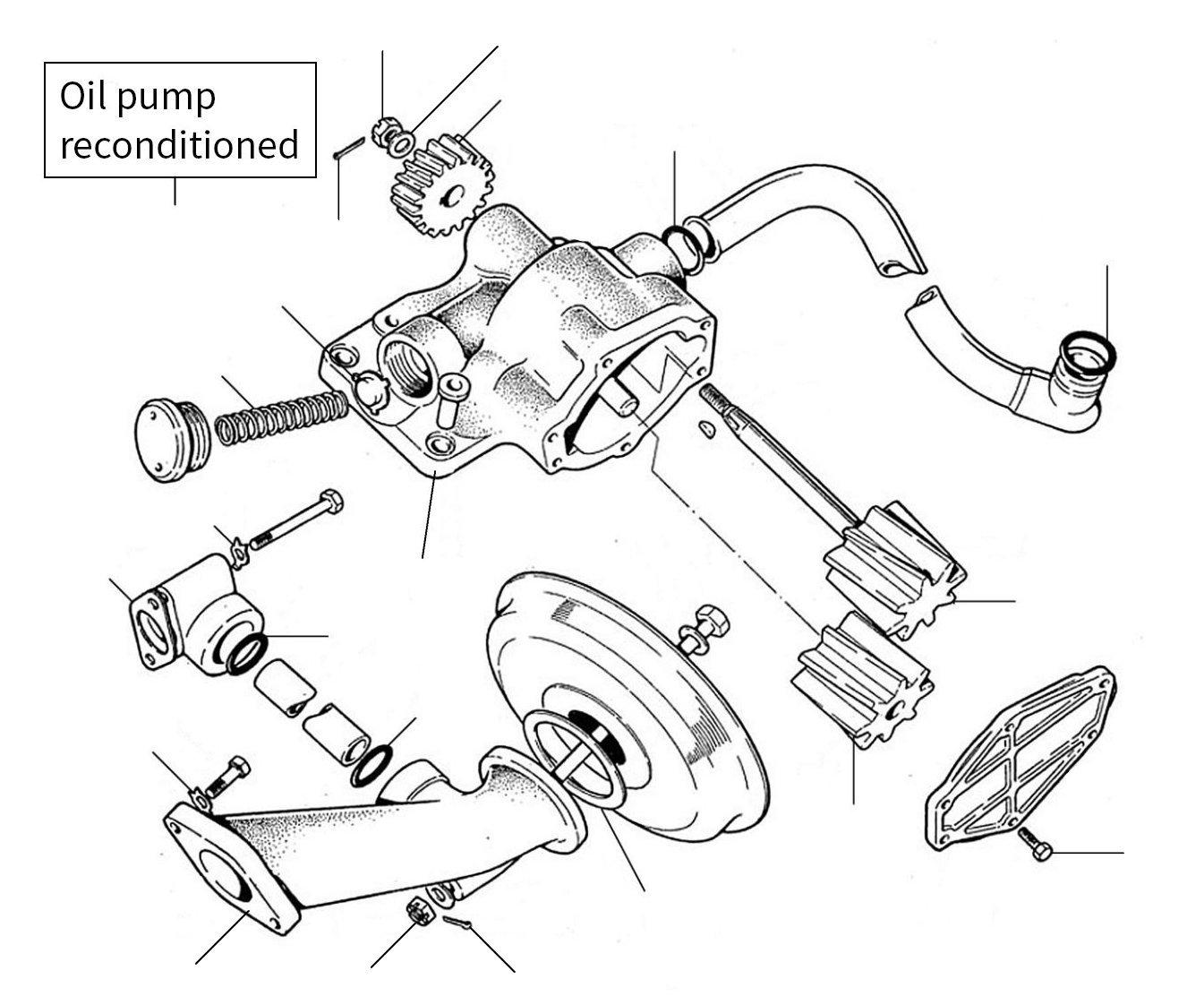 20782 Oil pump - Oil Pump