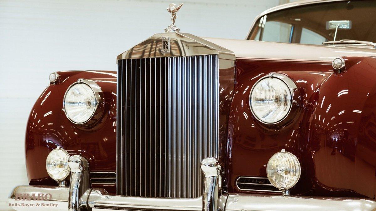Rolls-Royce Silver Cloud II Radford