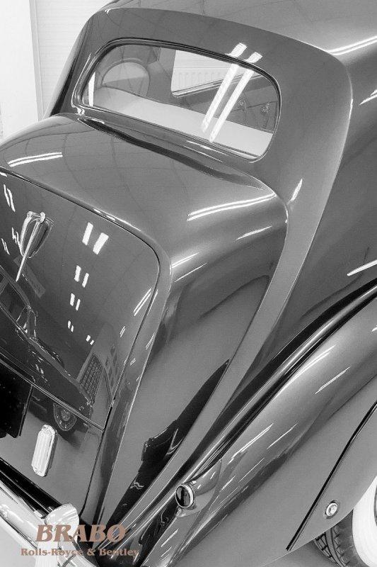 Bentley Mark VI Big Bore 4.566 ltr