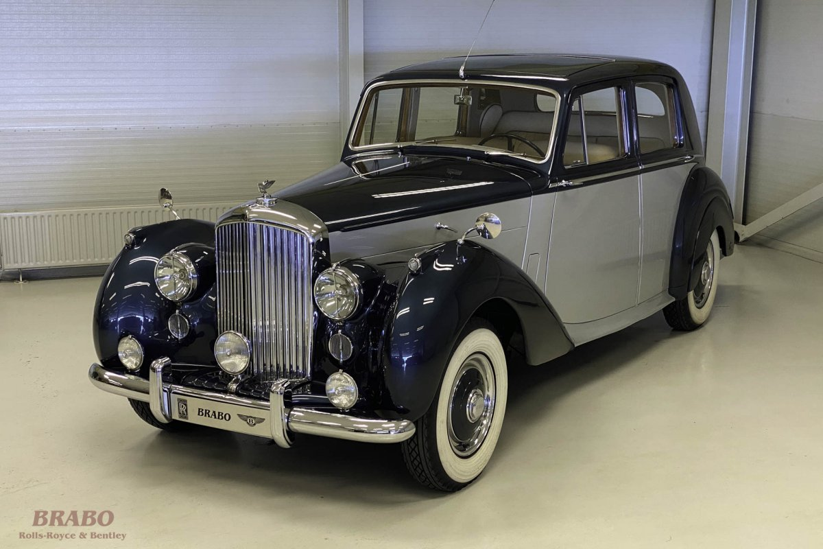 Bentley Mark VI
