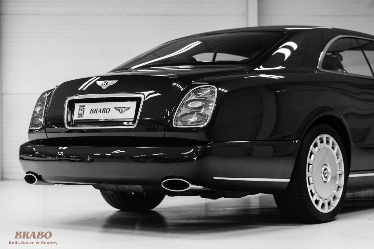Bentley Brooklands Coupe
