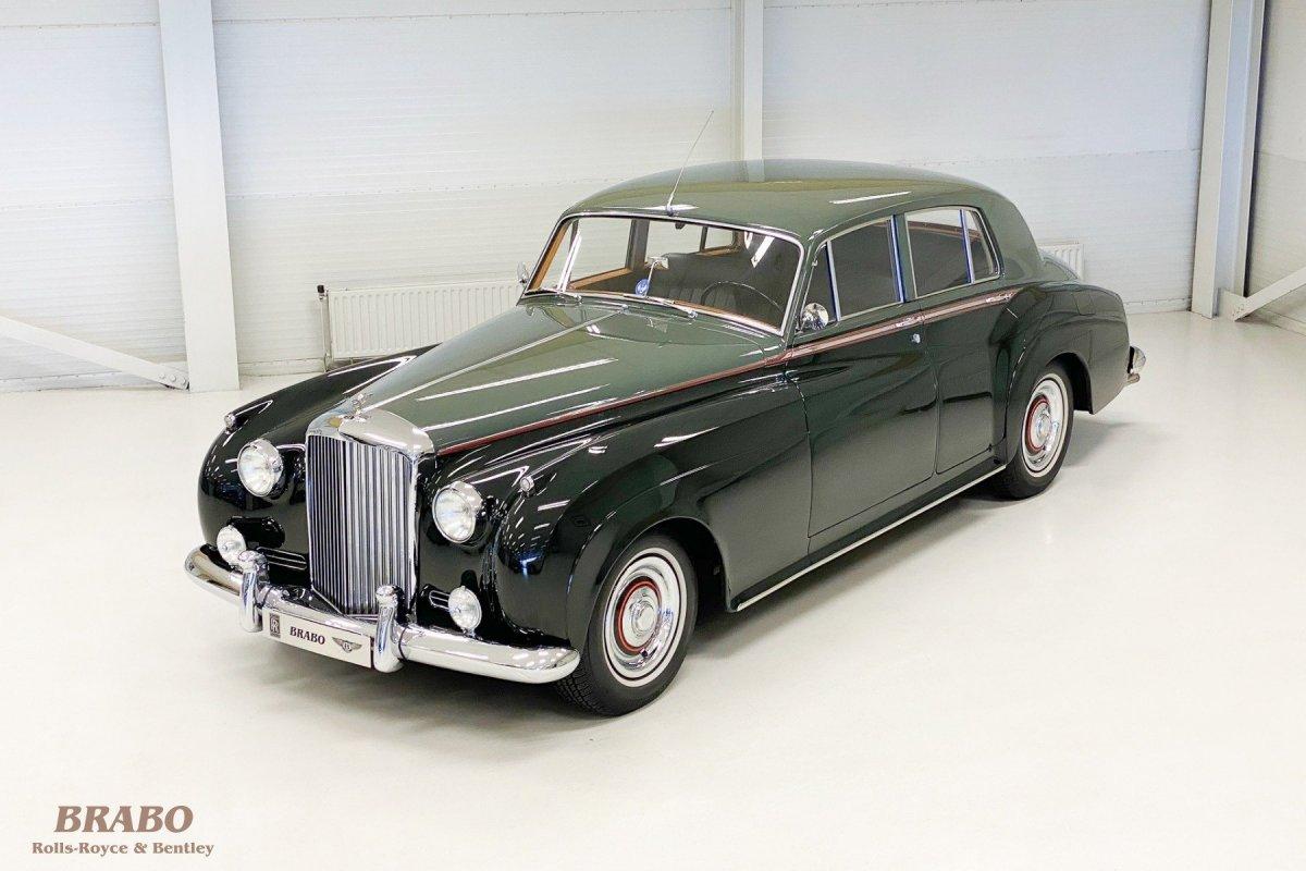 Bentley S1 1959 left hand drive